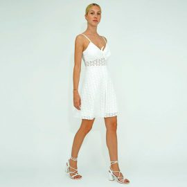 """Φόρεμα """"White Love"""""""