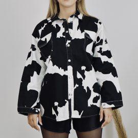 Τζάκετ 'Cow'